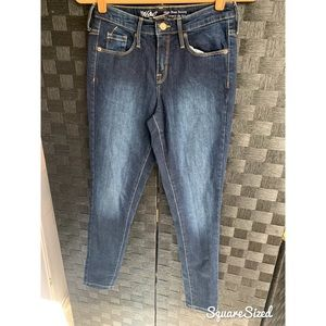 Missimo high rise skinny jeans